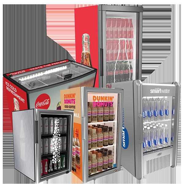 IDW | Custom Commercial Refrigeration & POP Displays