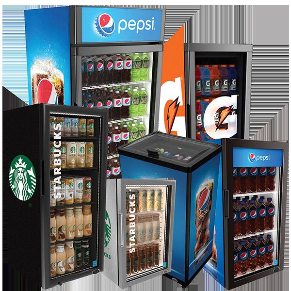 Coca-Cola Display Coolers & Refrigerators | IDW